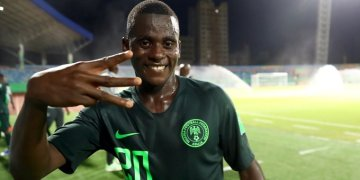 Eaglets Star, 7 Others jostling for U-17 World Cup goal of the event Award.