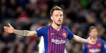 Barcelona turn down 13 million bid from EPL club for Rakitic