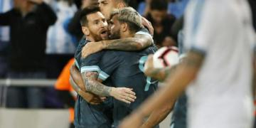 Israel sees Messi visit as victory, even as Argentina,Uruguay draw