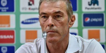 Benin coach Dussuyer says Eagles were more superior to Squirrels