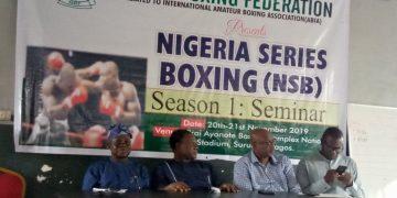 Nigeria boxing league starts Dec 7 - Sporting Life