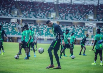 Nigeria vs Benin: Rohr lists Chukwueze, other youngsters likely to start