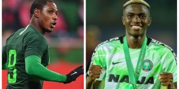 Ex-Eagles star Ighalo warns Osimhen not to get carried away with success
