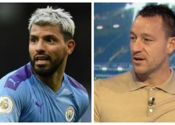 Sergio Aguero: Terry told Chelsea not to sign Argentine forward