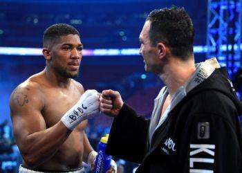 Klitschko to Joshua: Keep punching after Andy Ruiz Jr victory