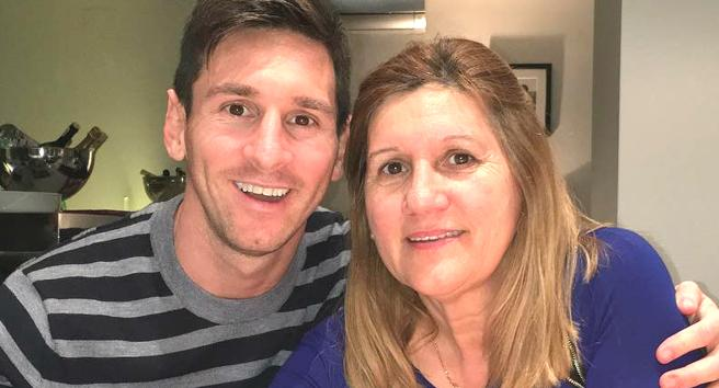 Ballon d'Or: It was a surprise gift to my son, says Messi's mum