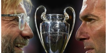 Zidane 'vows' to eliminate Klopp's Liverpool ahead of UCL draw