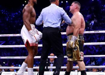 Anthony Joshua tells Ruiz: I am ready for another fight
