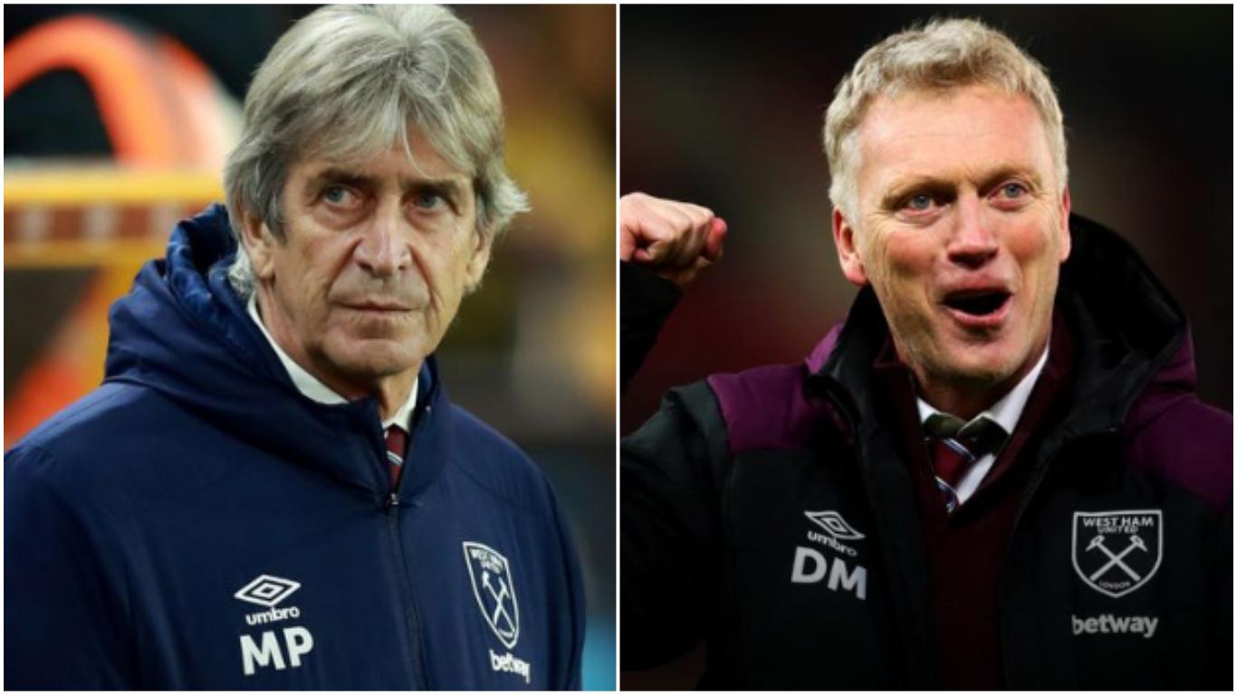 Moyes set to replace sacked Pellegrini at West Ham