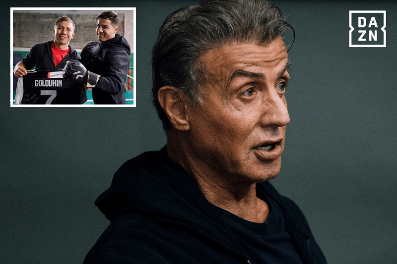Cristiano Ronaldo backs Joshua, Stallone disagrees