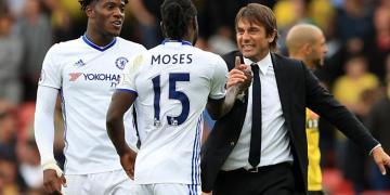 Conte and Victor Moses may reunite at Inter