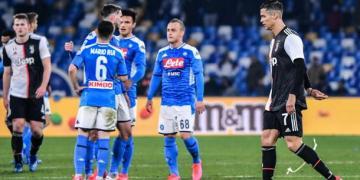 Serie A: Struggling Napoli shock Sarri's Juventus 2-1