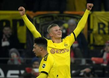 Bundesliga: Haaland strikes two more goals as Dortmund rout Cologne