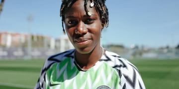 2020 AWCON: Oshoala drums support for Nigerias bid