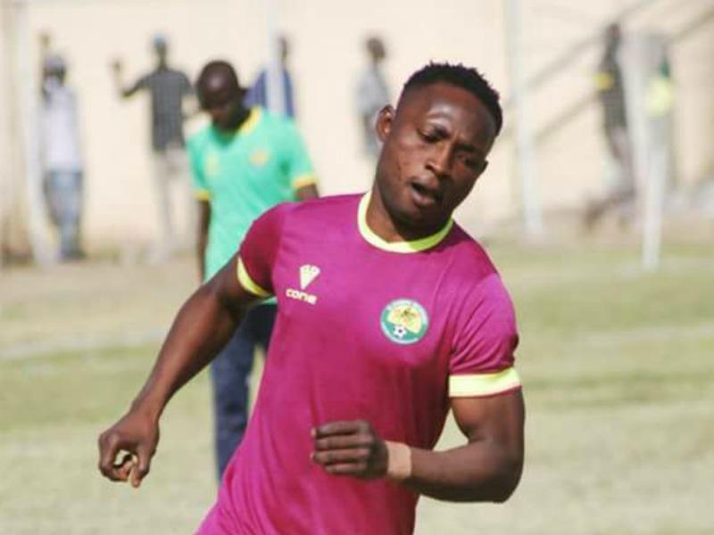 Mathias denies missing from Akwa United - Sporting Life