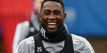 I'm excited to be again, says Ndidi