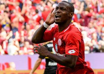 Ujah gets 72 minutes in Berlin victory as Collins sees red