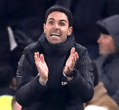 Mikel Arteta applauds Arsenal's show at Chelsea