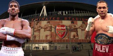 Emirates Stadium to host Joshua vs Pulev fight in May