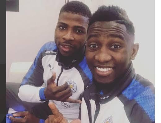 Ndidi, Iheanacho's Leicester City draw Osimhen's Napoli in Europa