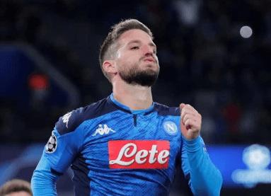 Chelsea encouraged to push for Napoli striker Mertens