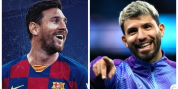 Messi demands new Barcelona boss to sign Man City superstar Aguero