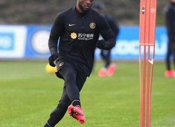 Moses can't wait to get started at San Siro Stadium
