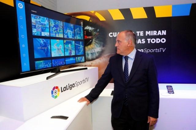 La Liga and the Spanish FA reached an agreement