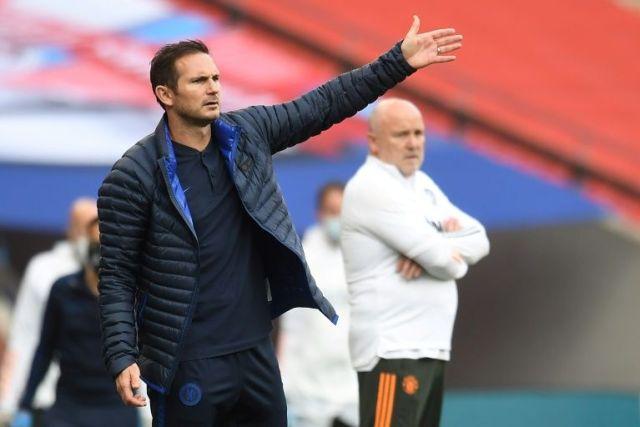 Lampard hits back at Klopp over Chelsea spending