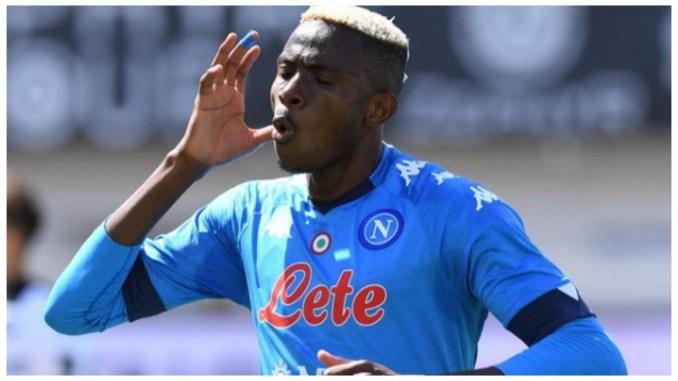 Napoli prepare new mega-deal for Eagles star Osimhen