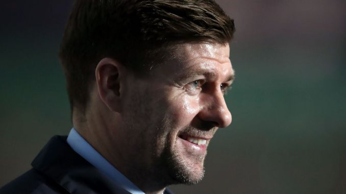 Rangers boss Gerrard discussed at Tottenham