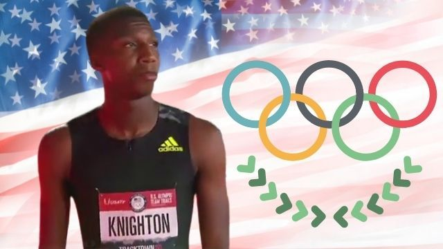 17-Year-Old Becomes Youngest US Track Olympian In 57 Years