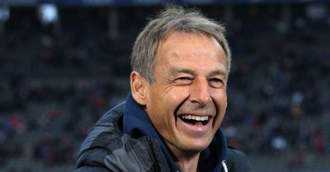 Klinsmann picks out six England stars that frighten Germany
