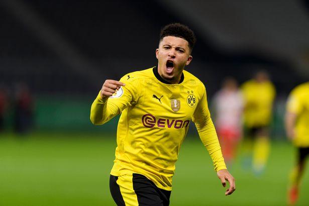 I'm going to Man Utd, Sancho tells Dortmund teammates