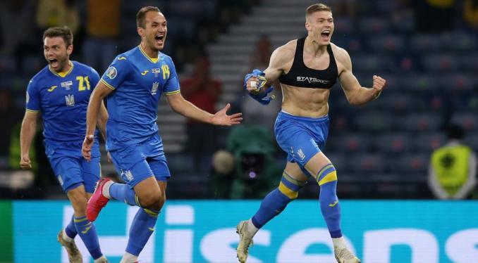 Ukraine to face England in Euro 2020 quarter-finals