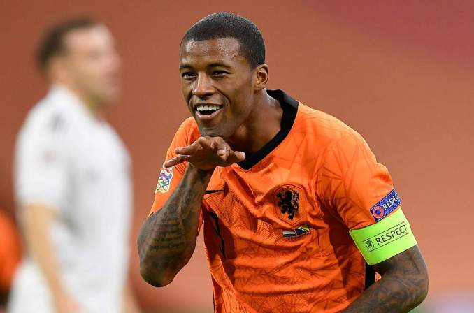 Wijnaldum could walk off pitch if racially abused