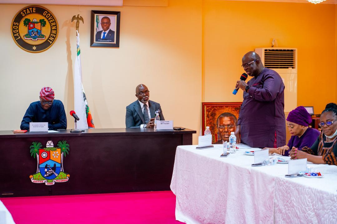 Aisha Buhari Cup: Sanwo-Olu says Lagos cherishes right to host, promises fabulous tournament