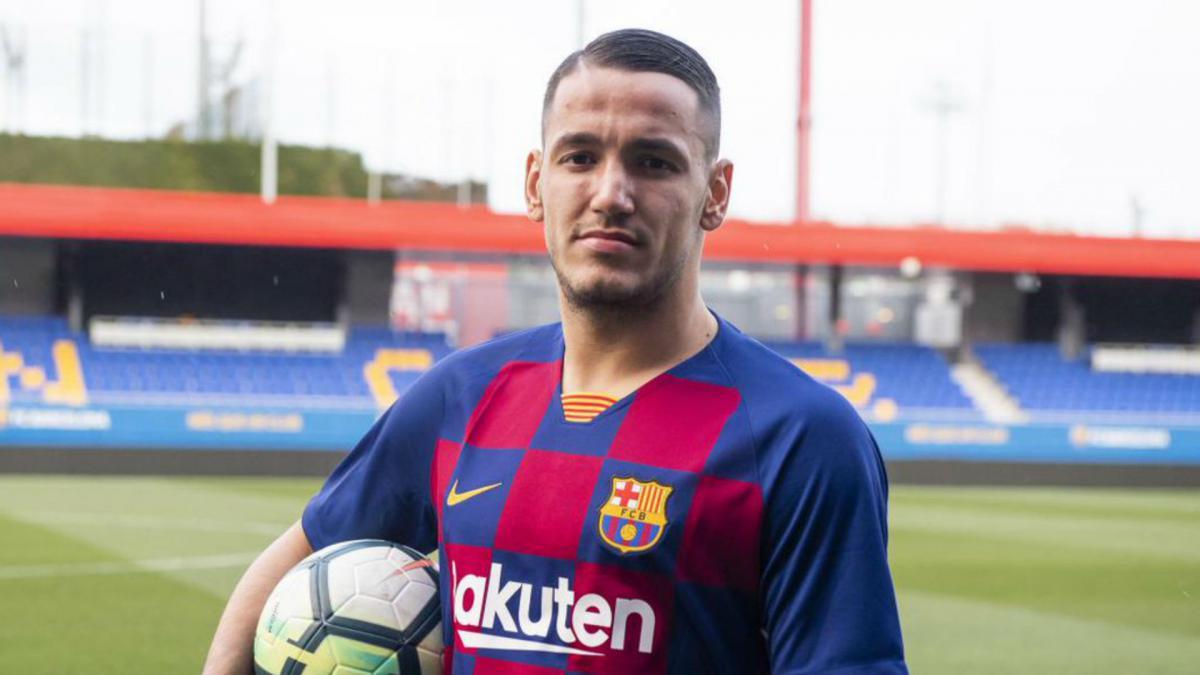 Maccabi Tel Aviv bid for Barcelona striker Rej Manaj