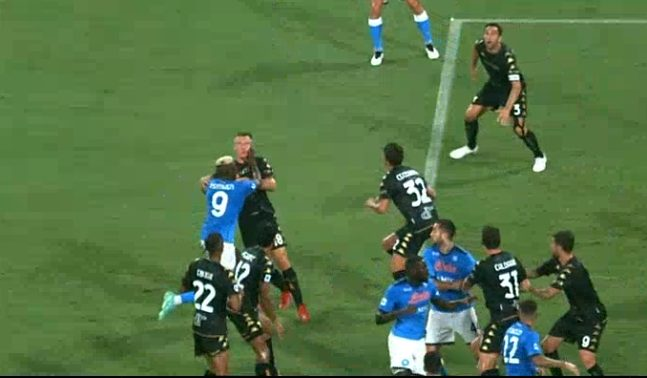 Napoli to appeal Osimhen's two-match ban