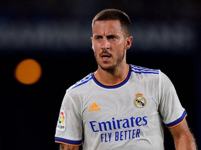 Juventus consider Hazard as Ronaldo replacement