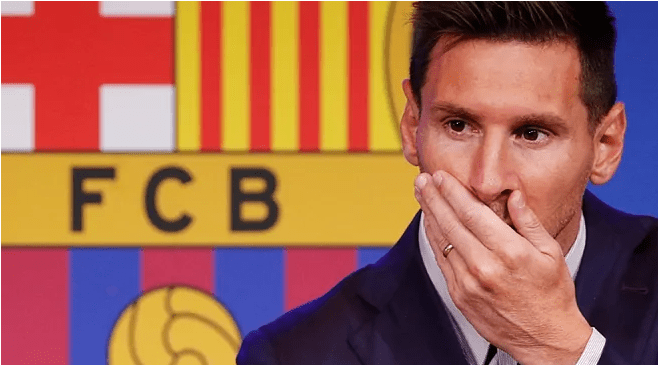 BREAKING: Lionel Messi agrees to join PSG on two-year deal