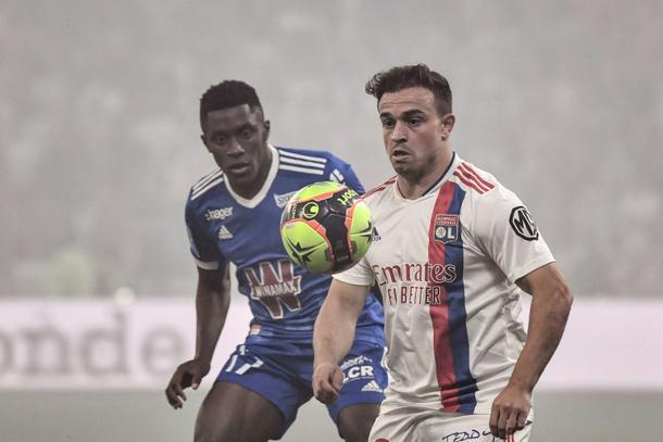 Ligue 1: Shaqiri, Boateng make Lyon debuts in Strasbourg win