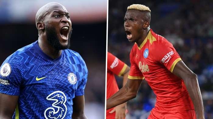 Osimhen is Lukaku's 'heir', says Chelsea legend Zola