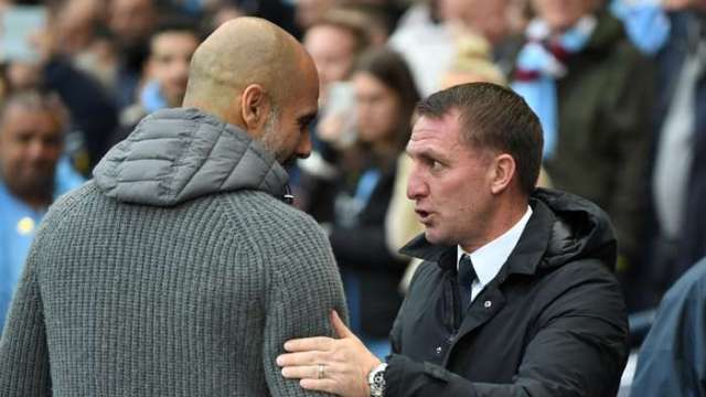 Pep and Rodgers