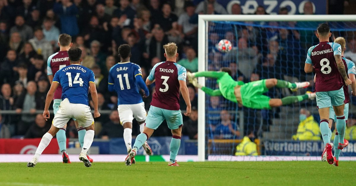 Townsend stunner aids Toffees fightback to 3-1 victory