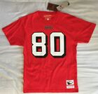 Mitchell & Ness San Francisco 49ers Jerry Rice NFL Throwback Shirt Men's Medium