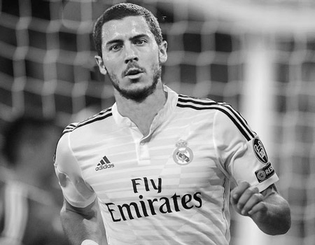 Hazard to Madrid Hazard-1