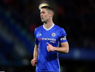 Chelsea back where they belong ―Cahill