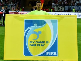 FIFA are aiming to keep the Confederations Cup discrimination free