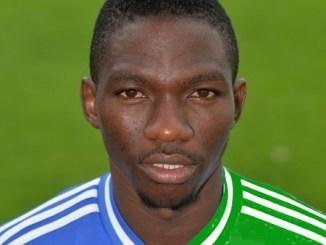 Nigeria international Kenneth Omeruo